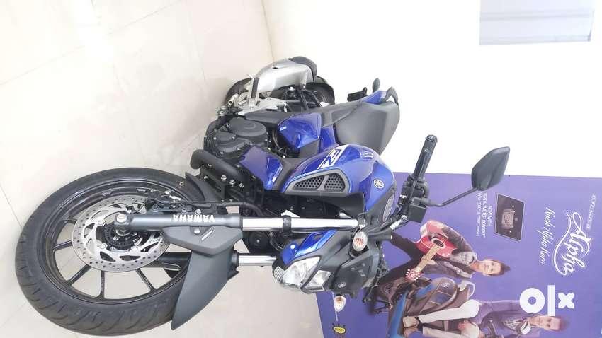 Yamaha fz v3 ABS 0