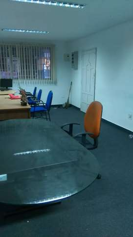 350 qft fully furnished space for bank, travels,IT,studio,parlour,etc