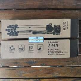 Tripod 3110 for Smartphone DSLR Mirrorless free Holder U HP