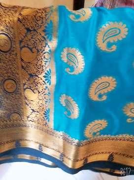 Women patt saree