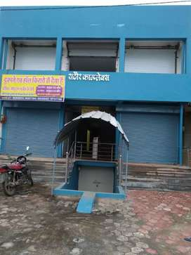 Commercial complex on Ujjain main road