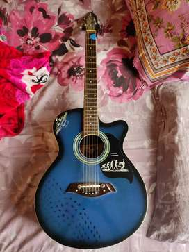 8months old acoustic guitar