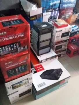 Audio Mobil _ Paket Audio Mobil Lengkap _ Kaca Film 3M Merk Lainnya