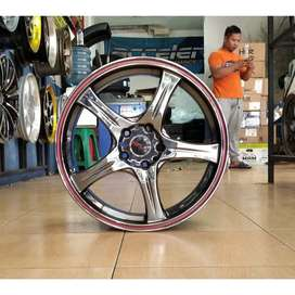 velg mobil innova xpander camry accord new livina ring 18 kredit