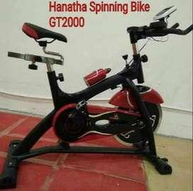 sepeda spinning new  bike hanatha gt2000
