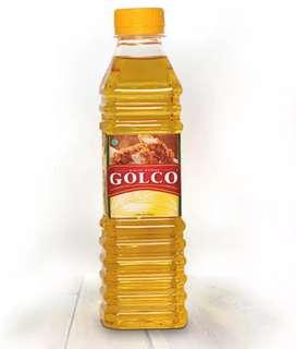 Minyak goreng Botol 400 ml