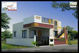 30x40 house plan for our choice na layout kjp cts clear title