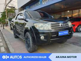 [OLX Autos] Toyota Fortuner 2005 2.7 G Luxury A/T #Arjuna Motor