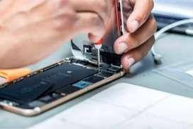 i phone glass chang& repair pick up & drop