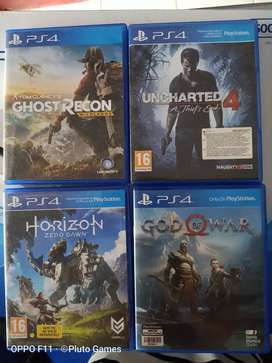Kaset PS4 Original