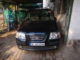 Santro 2004 top model govt employ driven .car in bathinda cantt