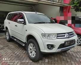Mitsubishi Pajero Sport Exceed 4x2 Diesel At 2015