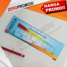 Barang promosi Penggaris PVC lentur cetak logo