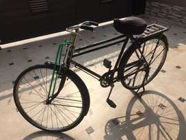 "Sohrab Standard Roadster 22"" Bicycle in Black Colour"