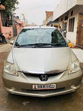 Cng on papers very gud condition car honda city zx 2005