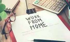 Looking People For Online Work From Home Jobs.Earn Weekly 7k