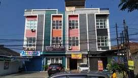 Disewakan Ruko 4 Lantai di Jantung Kota Serang