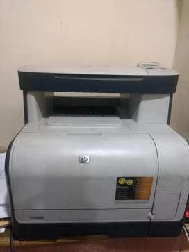 Hp Color laser printer cm1312mfp