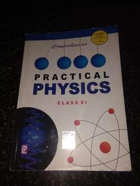 Comprehensive laboratory manual class 11 physic