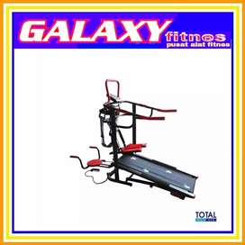 GALAXY FITNES/No.3398909/TREADMIL//SPEDA STATIS//ORIGINAL READY