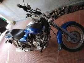 Bajaj Avenger, Classic Blue