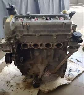 Japanese Toyota Belta 1300cc Genuine Head Assembly Engine