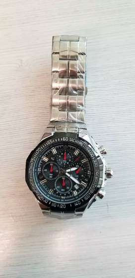 Men Chronograph 4 Working dial watch