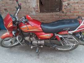 Hero Splendor 30000 Kms 2014 year