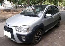 Toyota Etios Cross 1.4 GD, 2014