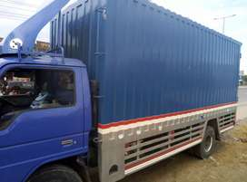 All Pakistan Goods Transport Service Mazda shazoor Contenior Available
