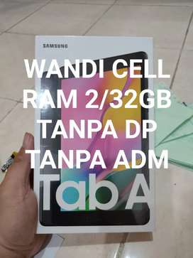 SAMSUNG TAB A 8INCH 2/32GB SEIN 5000MAH TANPA DP DAN ADM WANDI CELL