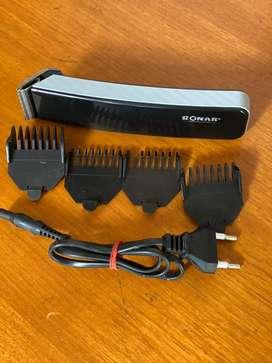 Rechargeable Hair razor