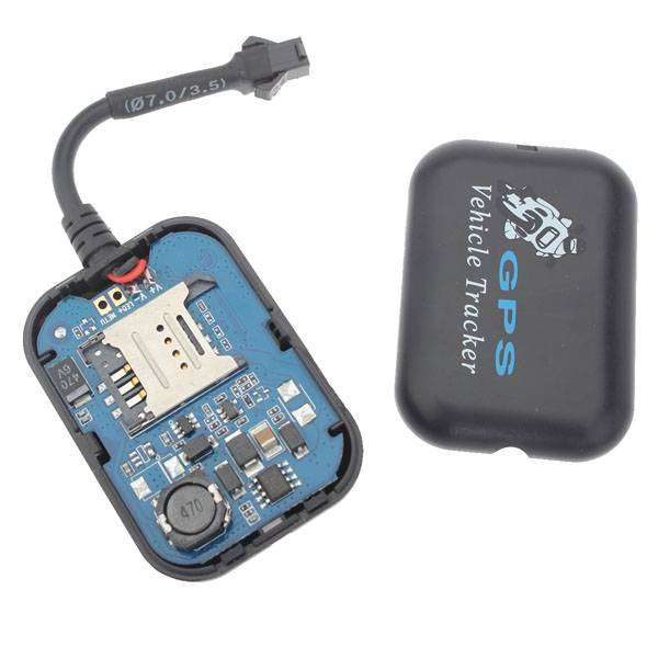 Real time Car Tracker with GPS technology 0