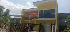 Rumah tipe 60/84 dua kamar tidur dan 1 Kmr mandi di panakukang