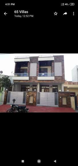 111 gaj JDA approved Villas Murli pura Ganesh Nagar IV