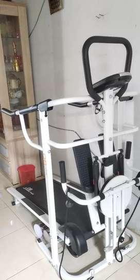 Alat Gym Treathmil manual