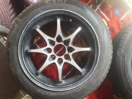 New tyre CEAT