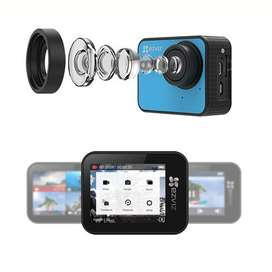 EZVIZ S1C Action Camera Full HD LCD Touch Screen WiFi Original Varian