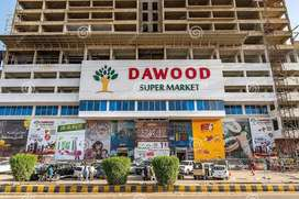Dawood Center Offices For Rent At Prime Location Of Autobhan Road.