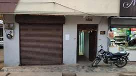 Two sided open Shop available for rent