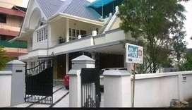 2000 sq ft 3 bhk villa for rent  at Maradu