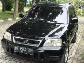 Honda Crv 2001 Matic 4x4 ( Good Condition )