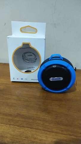 speaker bluetooth ngebass anti air pengiring tidur