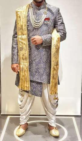 Groom Indo Western outfit