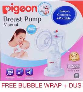 pigeon breastpump manual