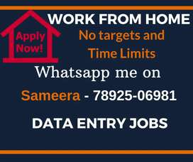 Earn daily Rs.1000/-. Work from home jobs. Apply Now