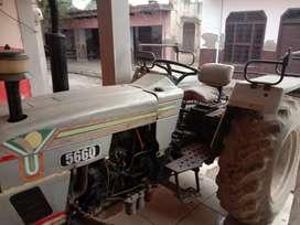 Eicher tractor 5660