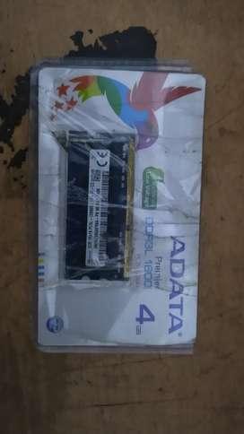 RAM 4GB DDR 3