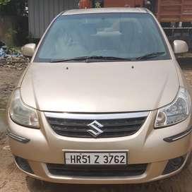 Maruti Suzuki Sx4 SX4 VXi, 2007, CNG & Hybrids