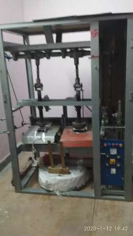 Dona plates making machine at very low price